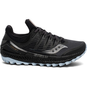 saucony Xodus ISO 3 Shoes Women Grey Black